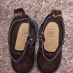 GAP Shoes - Toddler Leather Boots *final price*